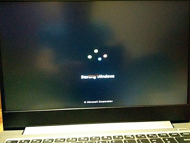 Como instalar o Windows 7 em um novo laptop (por exemplo, Lenovo B70)