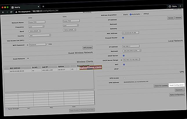 Como redefinir as configurações do roteador para as predefinições de fábrica